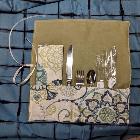 Milk Drunk Clothing Handbags - Reusable Utensils and Metal Straw Zero Waste Pack